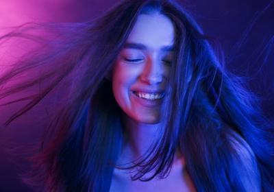 długie piękne włosy